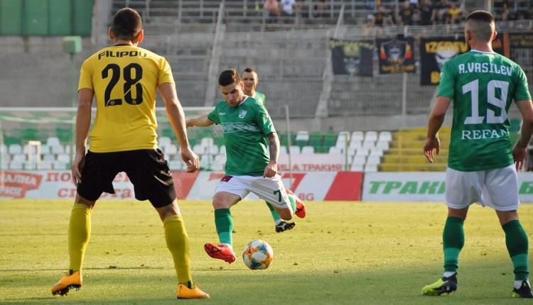 Берое победи Ботев (Пловдив)с 2:0
