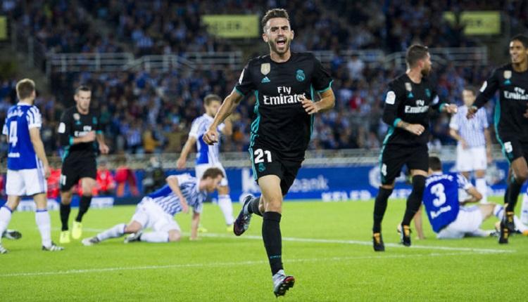 Реал (Мадрид) победи Реал Сосиедад с с 3:1