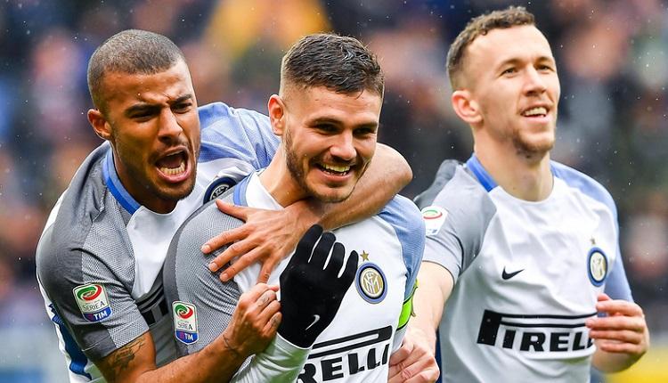Интер разби Сампдория с 5:0