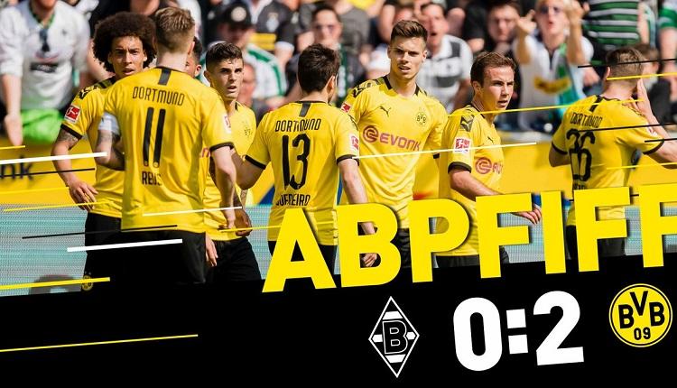 Дортмунд взе утешителна победа и остави Гладбах извън Шампионската лига