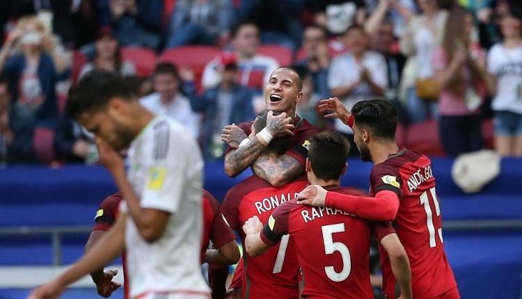 Португалия и Мексикозавършиха наравно 2:2