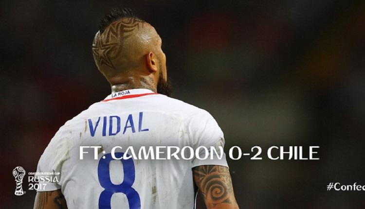 Чили победи Камерунс 2:0