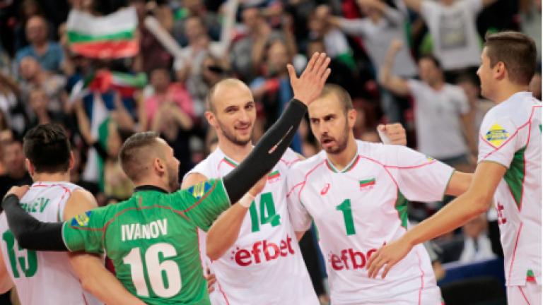 България победи Сърбия с 3:2