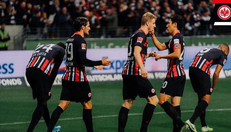 Айнтрахт (Франкфурт) победи Байер (Леверкузен) с 3:0