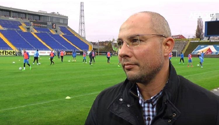 Букарев: Нося голяма отговорност на плещите си