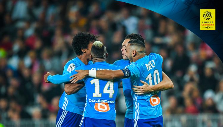 Олимпик (Марсилия) победи Каенс 2:0