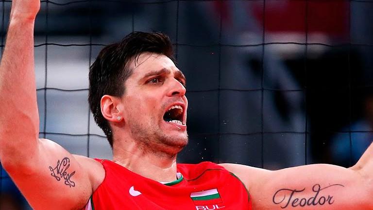 Български волейболисти в  битка  за медали с клубните си отбори
