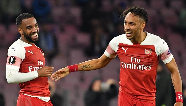 Арсенал подчини Наполи и в Италия