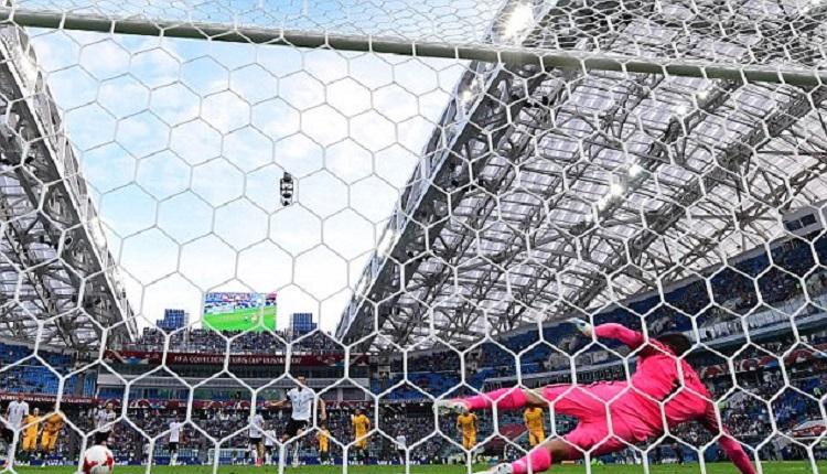Германия победи Австралия с 3:2