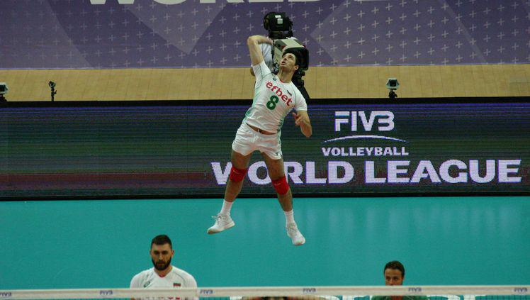 argentina bulgaria 3-1 world league
