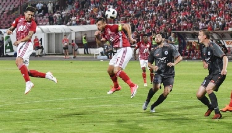 ЦСКА-Софияе в следващия кръг на Лига Европа