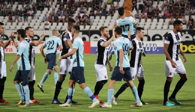 Локомотив (Пловдив) победи Дунав (Русе) с 3:1