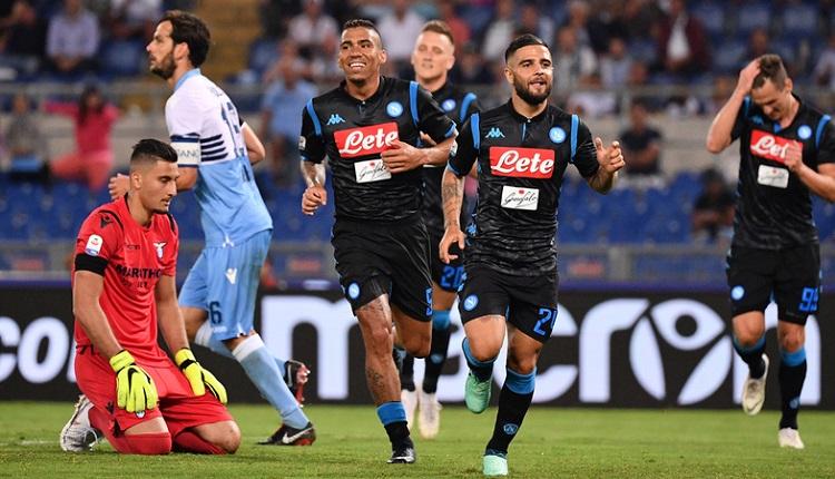 Наполи победи Лацио с 2:1