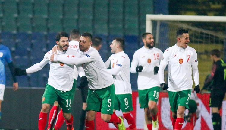 България изпусна Словения