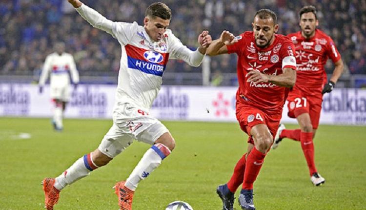 Олимпик (Лион) и Монпелие завършиха наравно 0:0