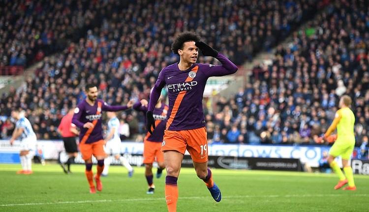 Манчестър Сити победи  Хърдърсфийлд с 3:0