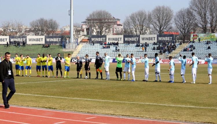 Дунав победи Верея с 1:0