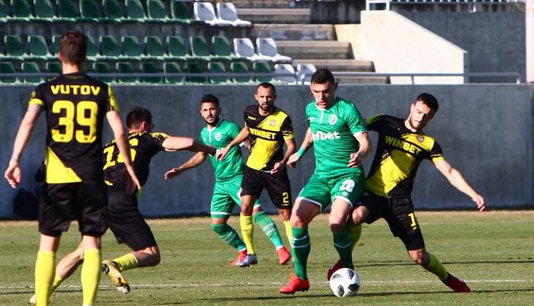 Лудогорец победи Ботев (Пловдив) с 3:0