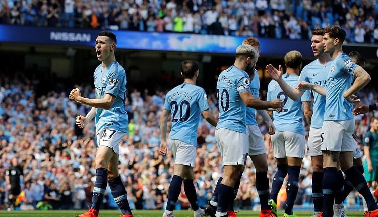 Манчестър Сити победи Тотнъм с 1:0