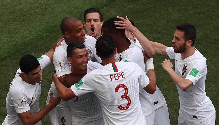 Португалия победи Мароко с 1:0