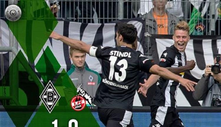 Борусия (Мьонхенгладбах) победи Кьолн с 1:0