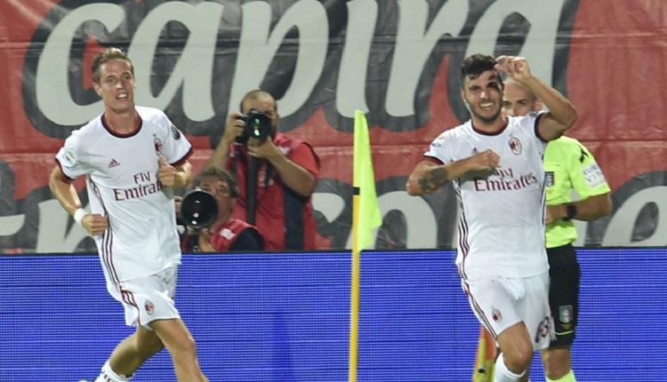 Милан почна ударно и в Серия А