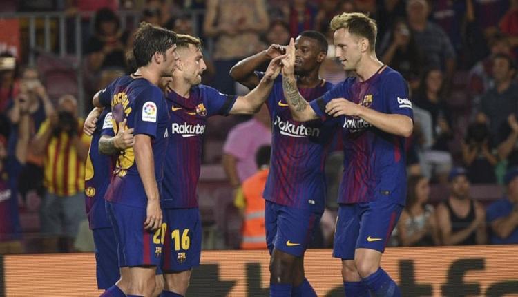 Барселона надви Бетис с 2:0