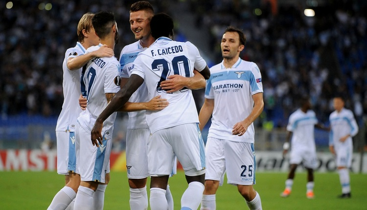 Лацио победи Аполон (Лимасол) с 2:1