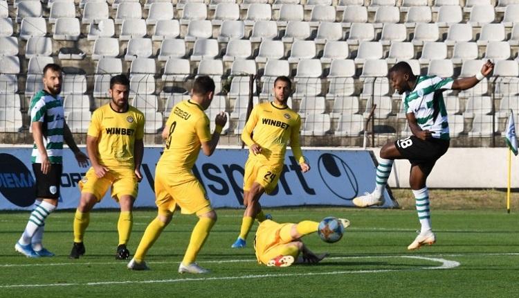 Черно море победи Ботев (Пловдив) с 2:0