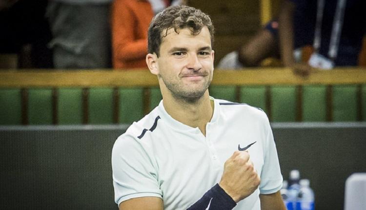 Григор Димитров е на полуфинал в Стокхолм