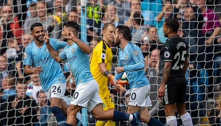Манчестър Сити разби Бърнли с5:0