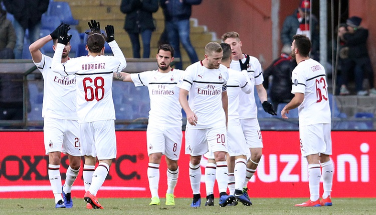 Милан победи Дженоас 2:0
