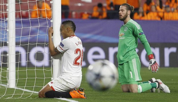 Севиля и Манчестър Юнайтед завършиха наравно 1:1