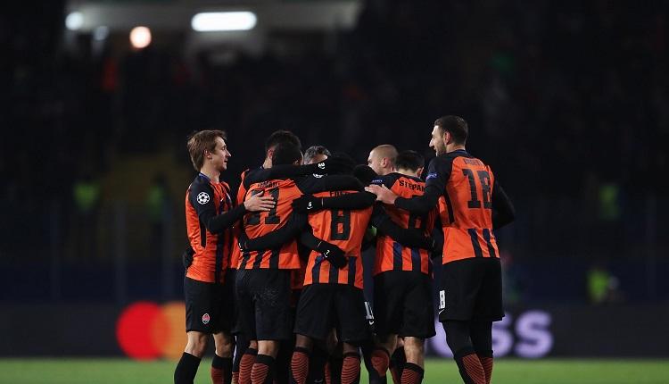 Шахтьор (Донецк) победи Рома с 2:1