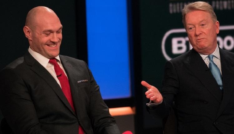 Франк Уорън: Следващият съперник на Тайсън Фюри може да е и Кубрат Пулев