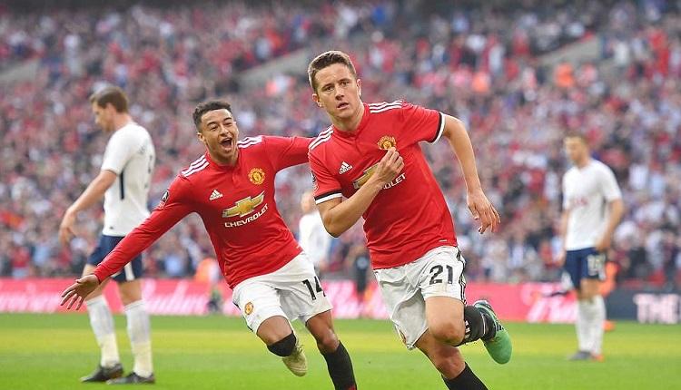 Манчестър Юнайтед победи Тотнъм с 2:1