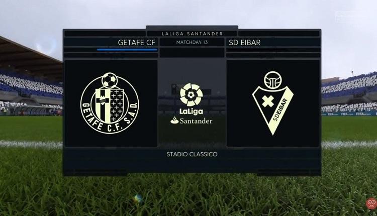 Хетафе победи Ейбар с 1:0