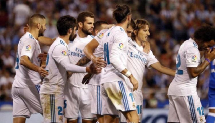 Реал (Мадрид) победи Депортиво (Ла Коруня) с 3:0