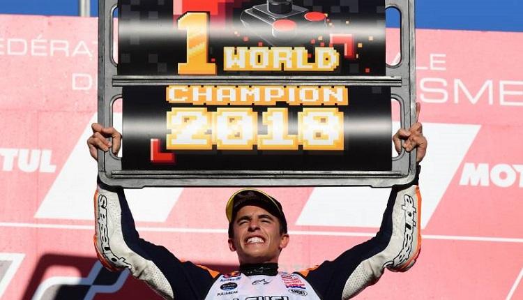 Маркес с титлата в Мото GP