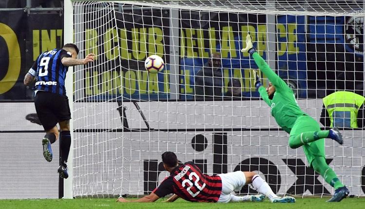 Интер победи Милан с 1:0