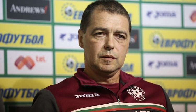 Петър Хубчев: Тежки условия, очаквам мъжки двубой