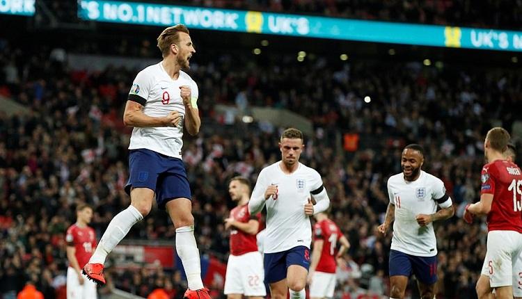 Англия разби Чехия с 5:0