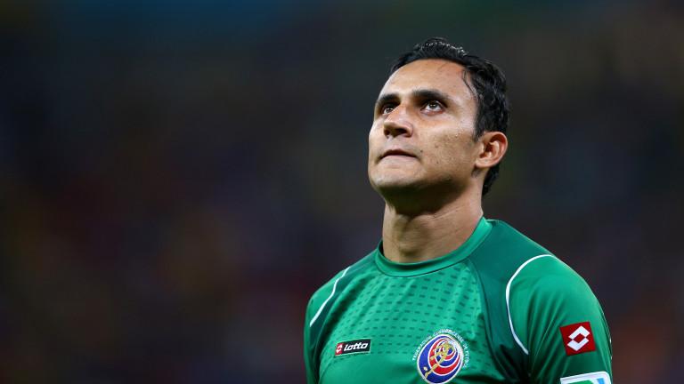 Навас: Тръгваме си след два мача, които не трябваше да загубим