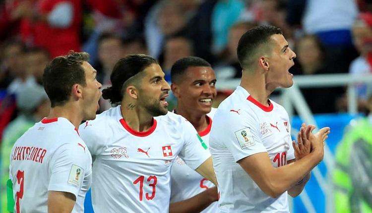 Швейцария шокира Сърбия с обрат в последната минута