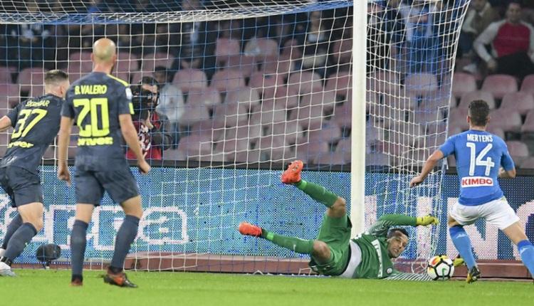 Наполи и Интер завършиха наравно 0:0