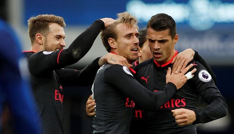 Арсенал разби Евертън с 5:2