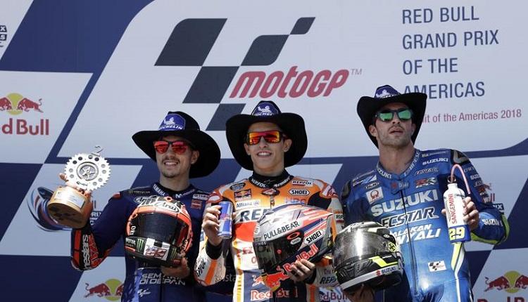 Марк Маркес взе безапелационна победа в Гран при на САЩ