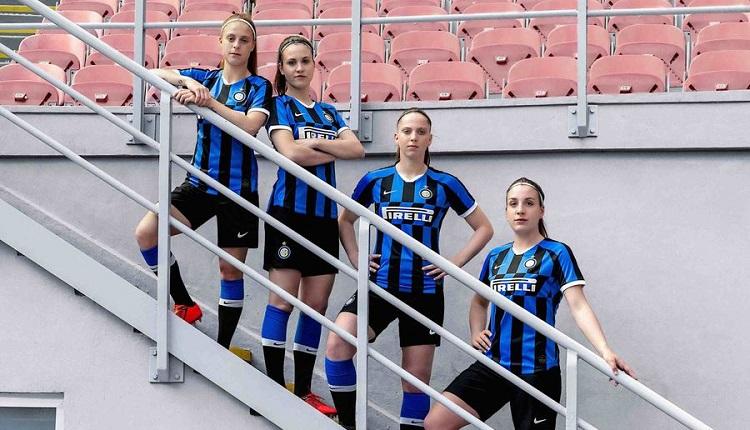 Интер показа новия си екип