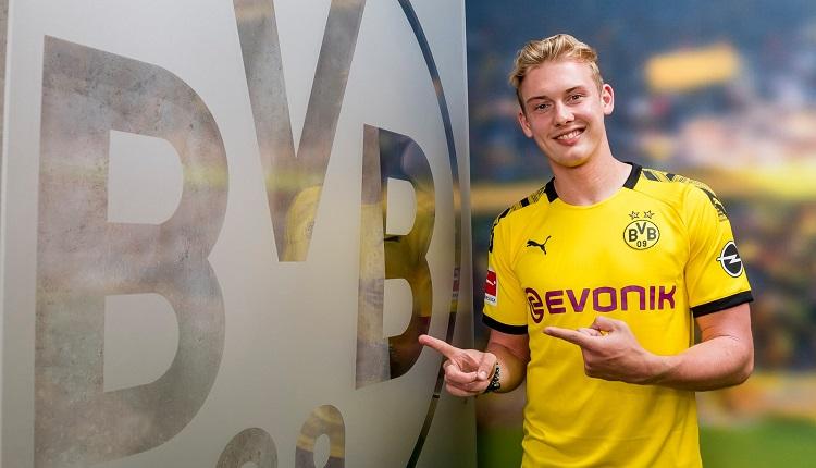 Юлиан Брант е футболист на Борусия (Дортмунд)