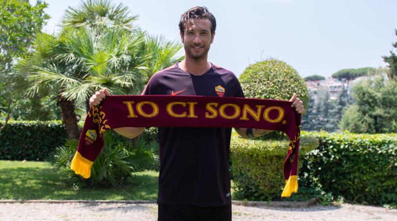 Рома взе Антонио Миранте